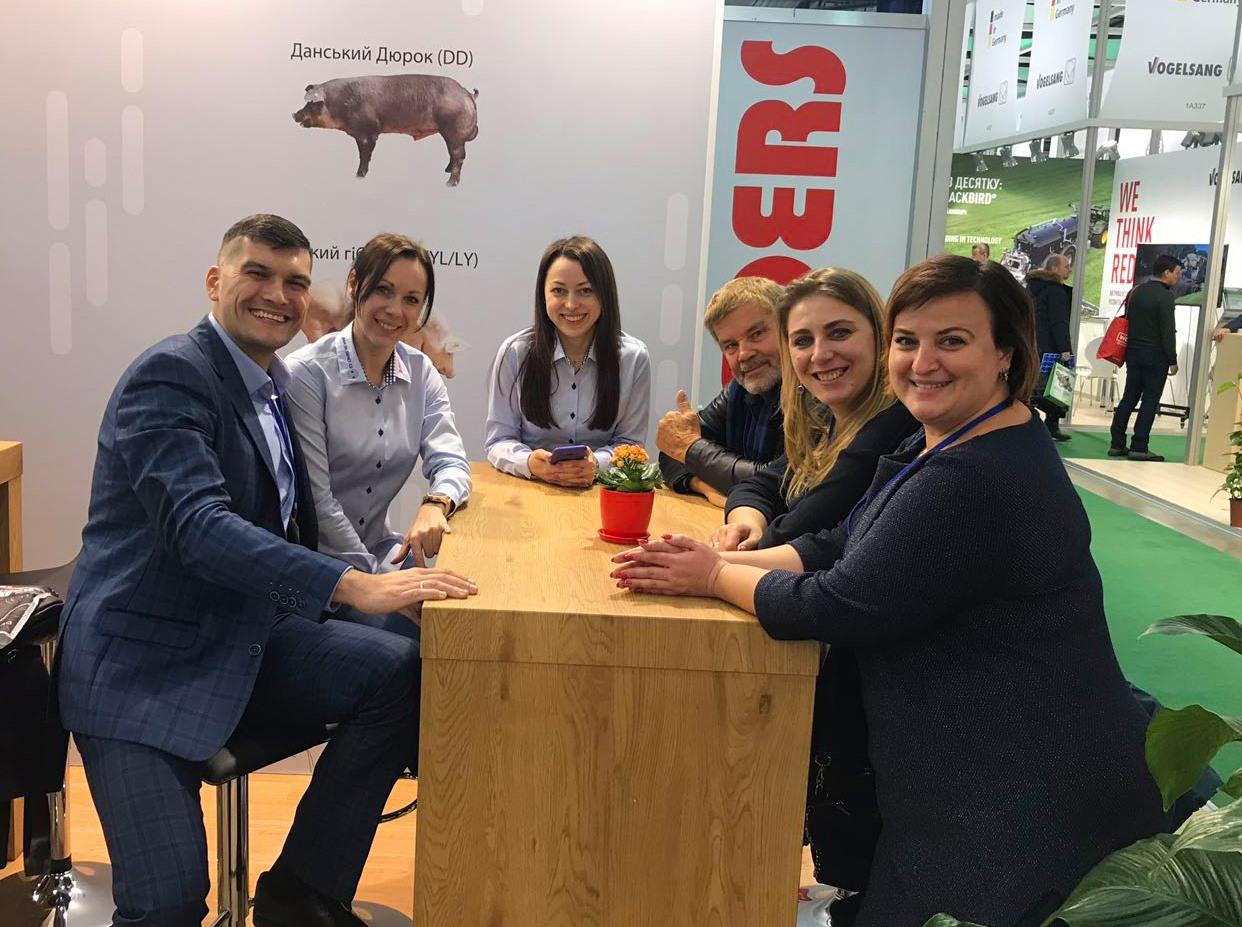 Агенція GOODWILL: дружба Україна-Канада-Данія