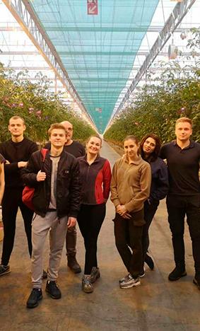 Студенти на практиці у Фінляндії
