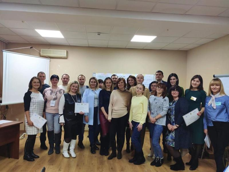 "Agency GOODWILL and Ukrainian School of Governance held a training ""European Integration"""