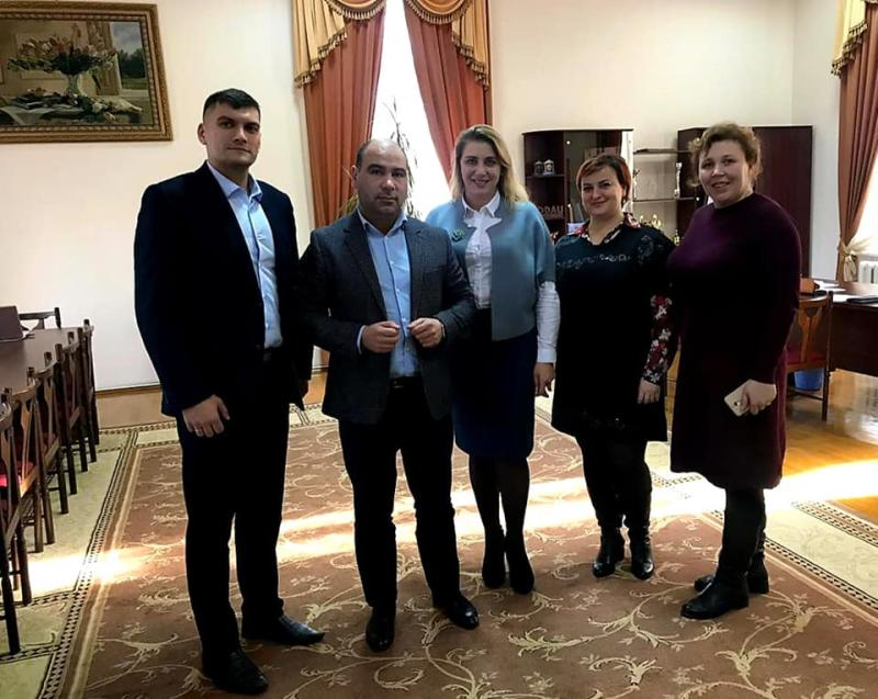 Cooperation bettween Agency GOODWILL and Odessa State Agrarian University