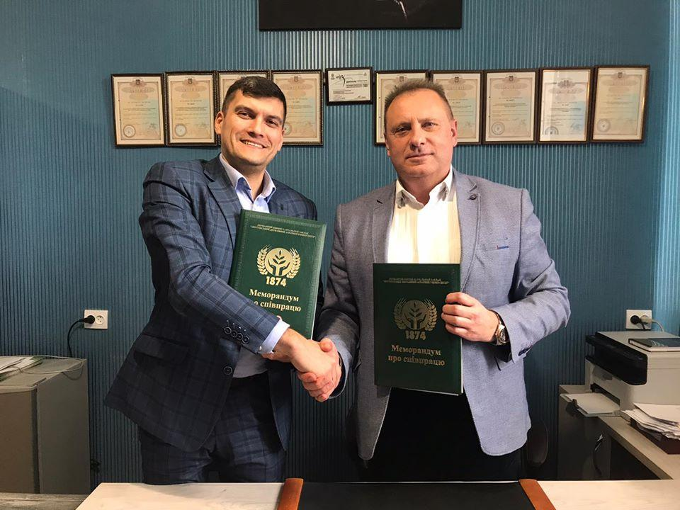 Cooperation between Agency GOODWILL and Kherson Agrarian and Economic University
