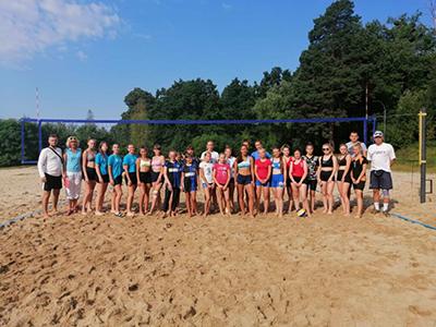 Агенція GOODWILL долучилась до організації змагань з пляжного волейболу серед жіночих команд